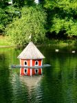 house at the lake by phoTOMgraphy