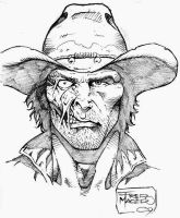 Jonah Hex. by fredmacedohq