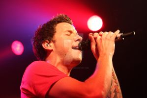 Pierre Bouvier, Simple Plan by BlackChester