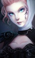 Snow Queen [ Close Up ] by cennie