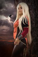Rhaenys Targaryen - A Song of Ice and Fire by AbigailSins