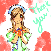 Thank you :D by CISOLR
