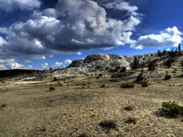 Yellowstone in HDR 1 by draqza