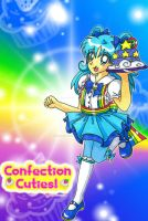 Confectionist Cerulean by YuniNaoki