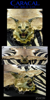 Caracal Rug by Zhon