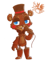 Toy Freddy by Marie-Mike