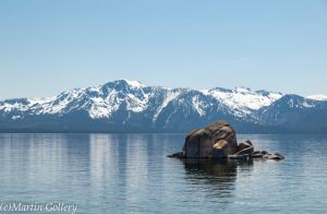 Mt. Tallac by MartinGollery