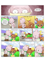 Pokemon trainer 8 page 1 by MisterPloxy