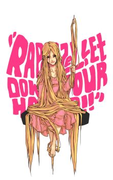 Let down your fuckin hair by BTRumple