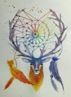 The Dreamcatcher by Miserio