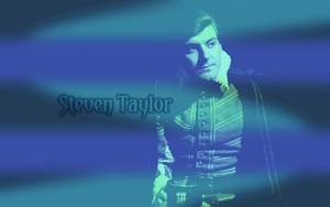 Steven Taylor wallpaper by Leda74