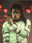 Michael Bad Tour Love by LordessofDragons