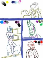 Shitty test page by Magnavoxia