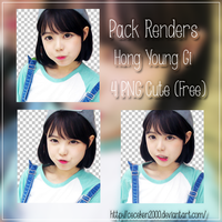 [#FREE] PACK PNG #30: Hong Young Gi Cute by CeCeKen2000