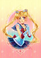 # Pretty Guardian Sailor Moon Crystal. by TiwiCat