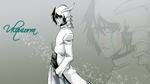 Ulquiorra Wallpaper by Aenea-Jones