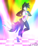 [Commission] Codey Raving by Mystic-Dixen