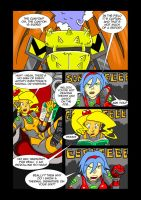 GSA Chapter 1, pg. 2 by KnoppGraphics