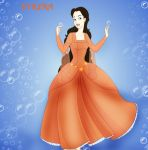 Human Syrena Disney doll by Selinelle