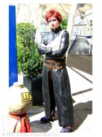 ::JapEx - Gaara outside:: by invisible-deity