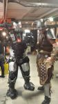Fully done Dragonborn armor by Relaxed86
