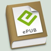 ePub File icon by jasonh1234