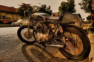 A Devil Steed by enikcilik