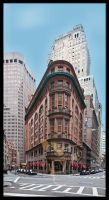 NY-6 A Triangular Building by my-cousine-vinny