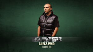 Guess Who wallpaper by Lusitan
