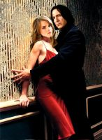 Snape and Hermione by angelus2hot