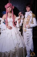 Code Geass - Princess and her Knight by XwinterXsilenceX