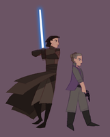 Star wars - What could have been by Kelgrid