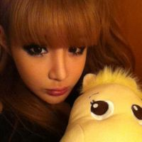 Bom and her Beloved Plushie by snowflakeVIP