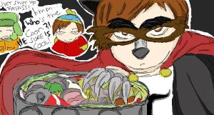 The Coon's just shooo cool by Eric--Cartman