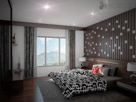 MASTER BEDROOM PM, PLUIT 1 by TANKQ77