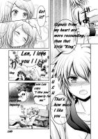 Rin x Len Doujinshi RingRingSignal Page 4 English by LoverCathy