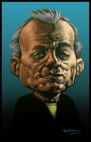 Bill Murray by sobreiro