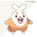 155: Hambrisk by LuisBrain