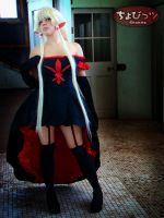 Chobits - Black and Red by Tsubaki-chan