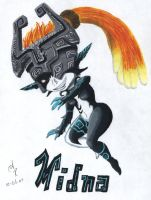 Midna by Laxia