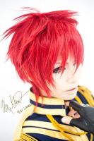 Otoya utapri cosplay by Yuri-Core