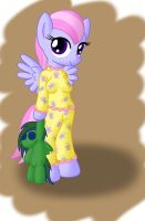 Starshine Going to bed by Sin-R