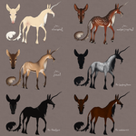 Festive Fawnling Designs 2014: Batch 3 by TigressDesign