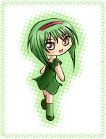ChibiMania.:Green:. by Kate-san