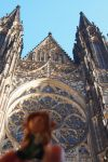 Amarie in Prague - St. Vitus Cathedral 2 by Dreams-of-Arda