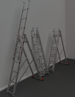 Ladder  Speed Modeling Contests by DennisH2010