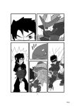Megaman T.R.S. Chaper 7 page 1 by N-Sigma