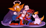 Undertale: I Heard 2,000 Hearts Beating As One by CoolFireBird