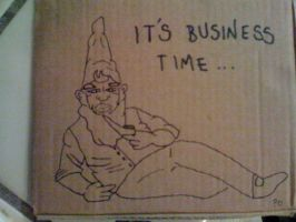 business time by SLeazy-P