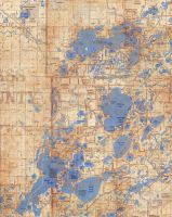 Lakes Area Map by PlaidRed